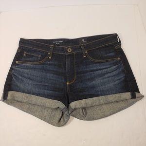AG Adriano Goldschmied Denim Shorts, size 29